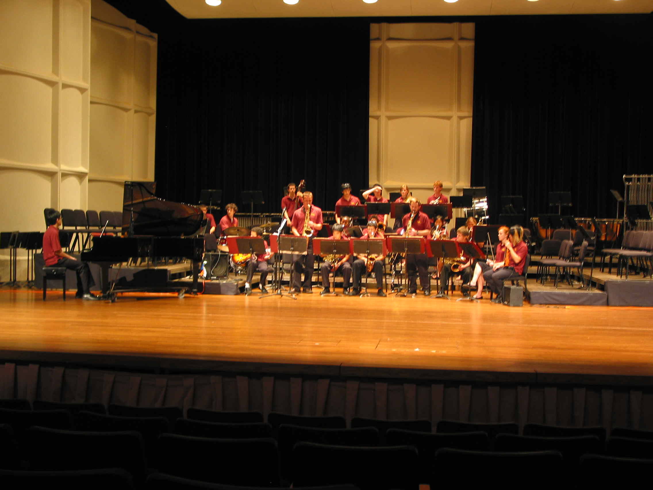 Menlo-Atherton Jazz Band