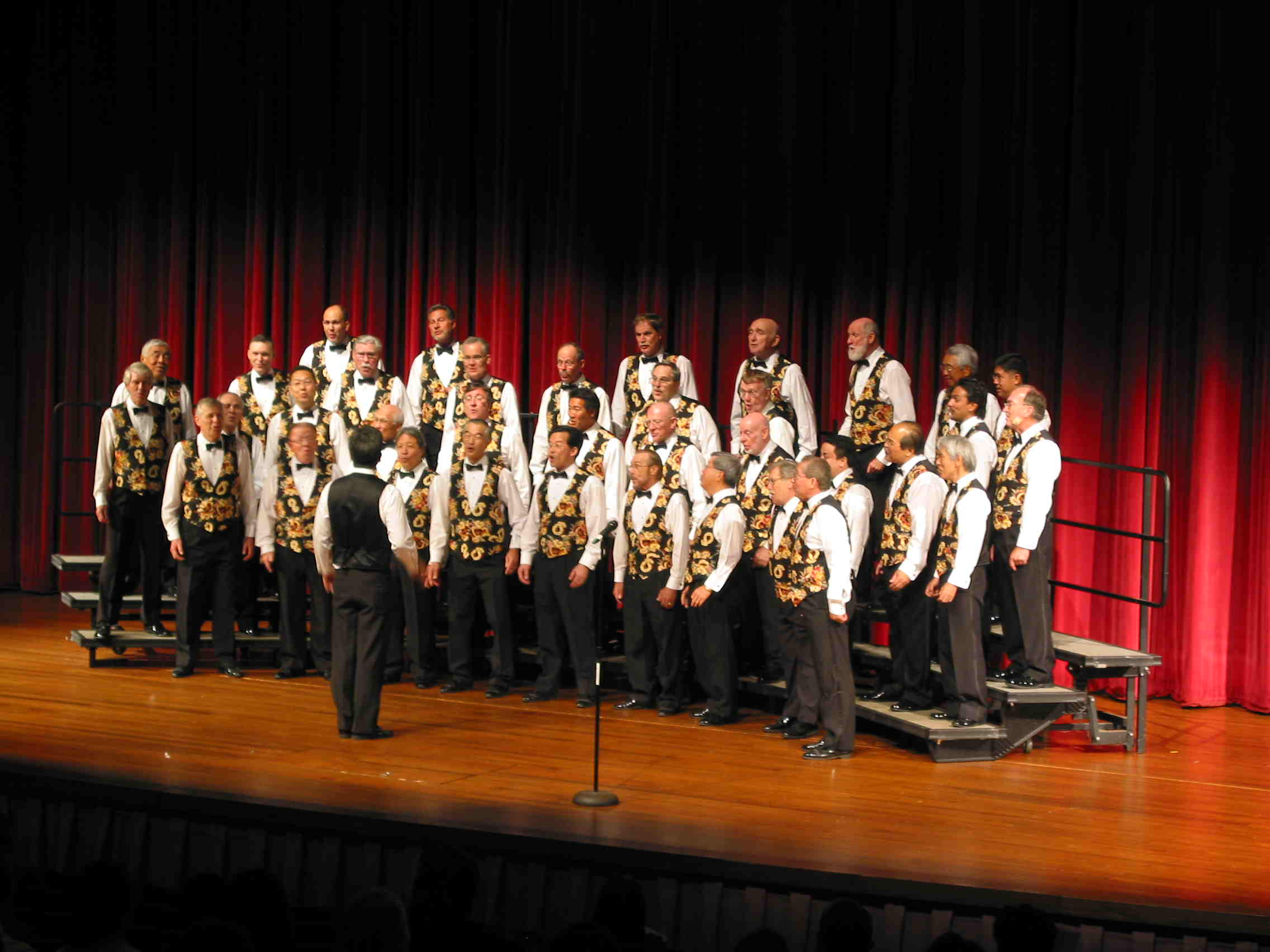 Sounds of Aloha Barbershop Chorus