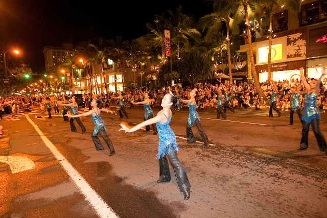 The Honolulu Festival - Parade of Bands