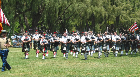 Celtic Pipes and Drums of Hawaii